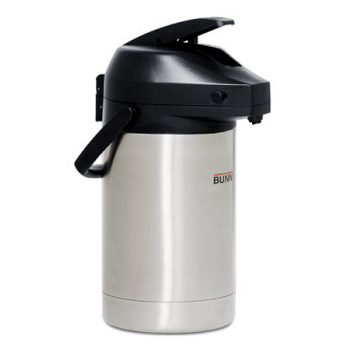 Airpot, Lever-Action Lid (2.5 Liter / 84 Ounces)
