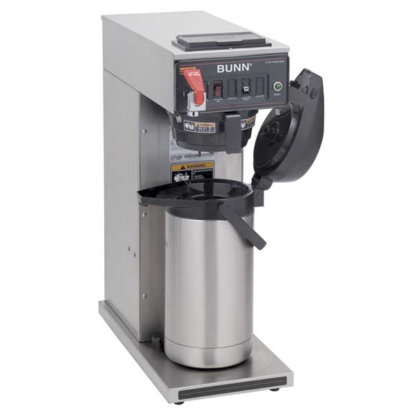 Airpot Coffee Brewer (single) From BUNN
