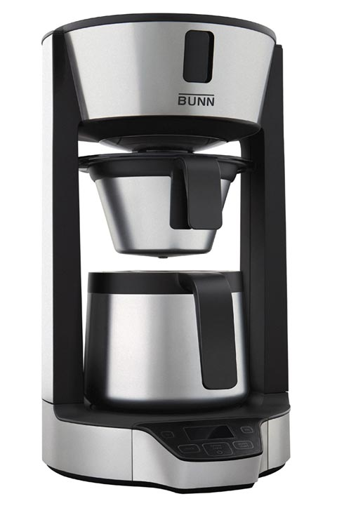 Phase Brew HT 8-Cup Coffee Brewer From BUNN