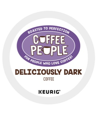 Deliciously Dark From Coffee People