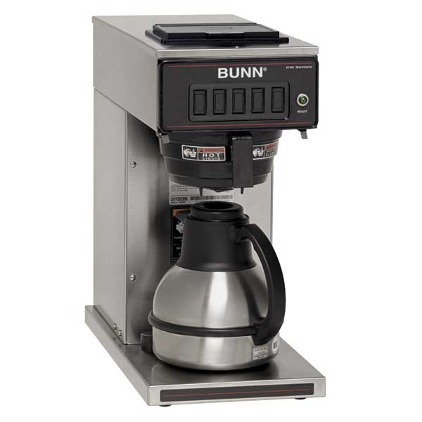 Thermal Carafe 12 Cup Coffee Brewer From BUNN