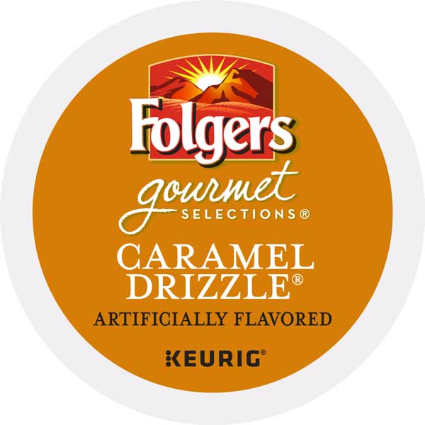Caramel Drizzle From Folgers