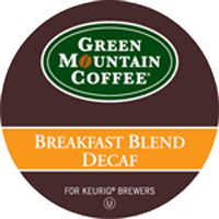 Breakfast Blend Decaf From Green Mountain