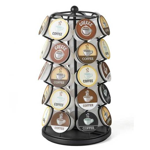 K-Cup Carousel From Nifty (Black)