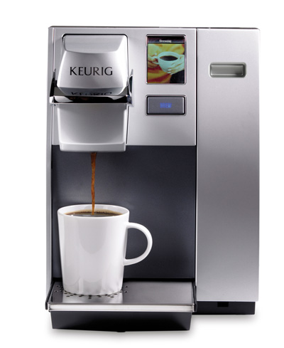OfficePRO K155 K-Cup Brewer (w/reservoir) From Keurig