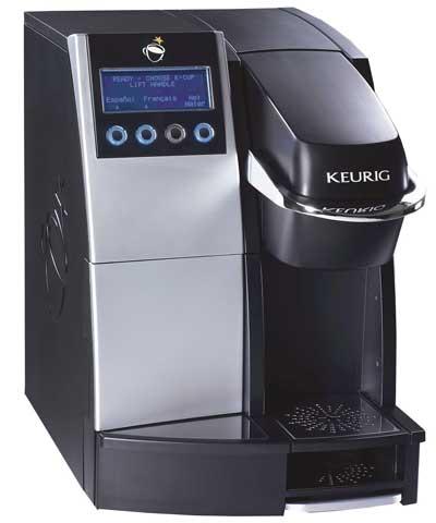 Office K-Cup K3000SE Brewer From Keurig