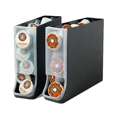 K-Cup Storage Dispenser (2-pack) From Keurig