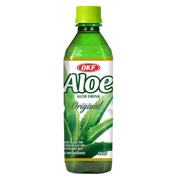 Aloe Original From OKF 16.9 Oz (500 Ml)