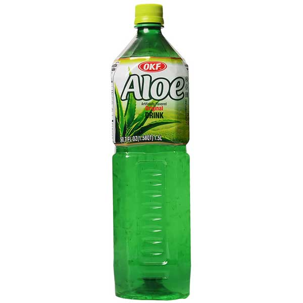 Aloe Original From OKF 50.7 Oz (1.5 L)