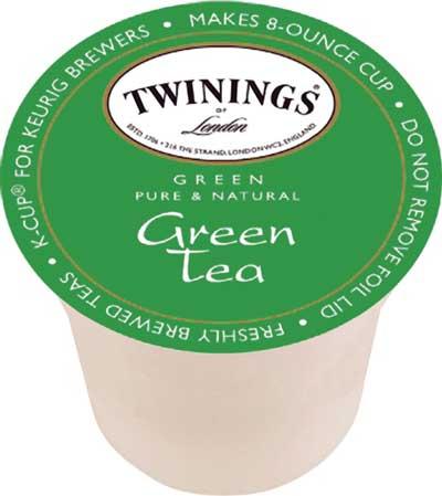 Green Tea From Twinings