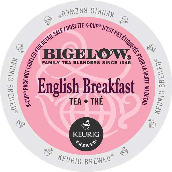 English Breakfast Tea From Bigelow