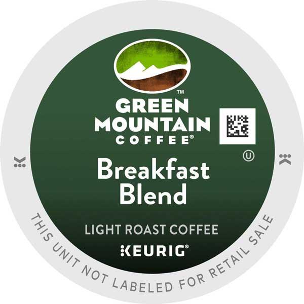 Breakfast Blend From Green Mountain