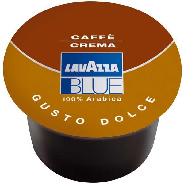 Caffè Crema Gusto Dolce By Lavazza BLUE