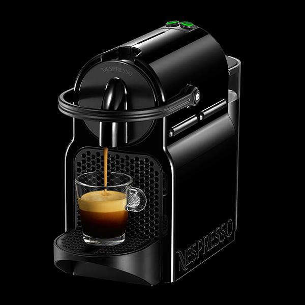 INISSIA OriginalLine Capsule Brewer – Black From Nespresso