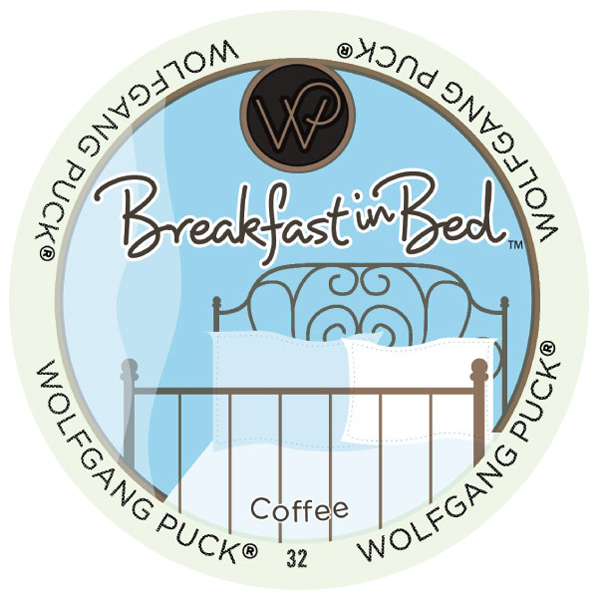 Breakfast In Bed By Wolfgang Puck