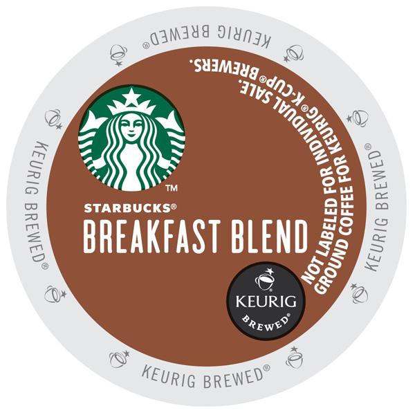 Breakfast Blend From Starbucks
