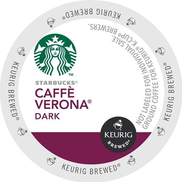 Caffè Verona From Starbucks