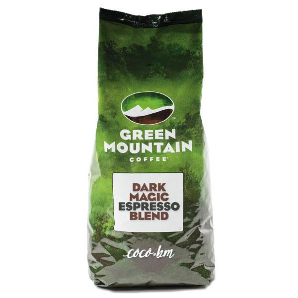 Dark Magic Espresso Blend From Green Mountain (4 Lb. Beans)