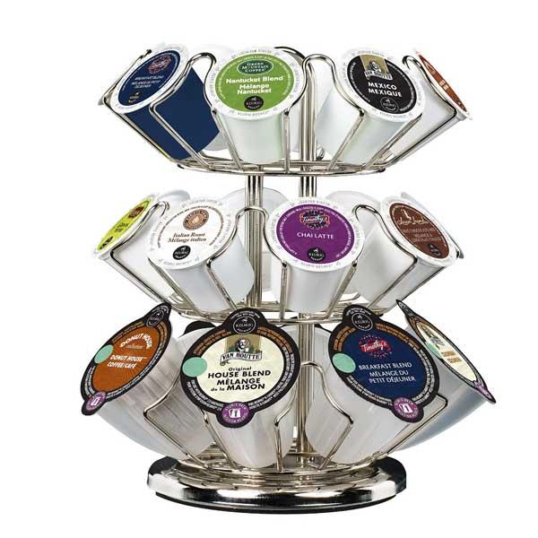 K-Cup Carousel From Keurig