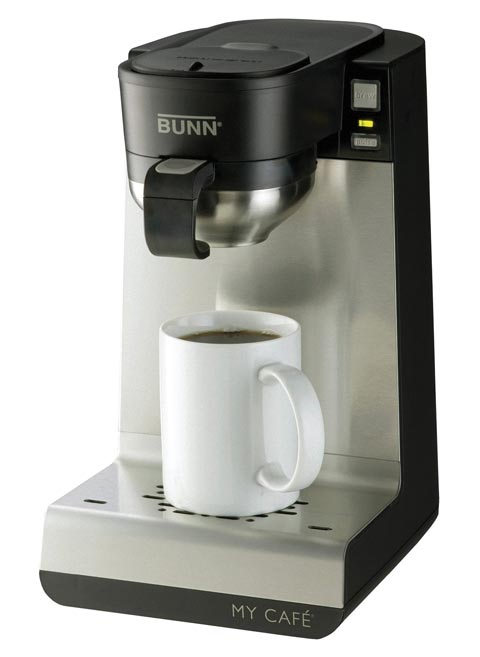 MyCafé MC Single-Cup Pod Brewer (home) From BUNN