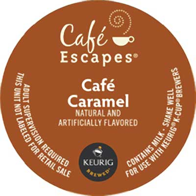 Café Caramel From Café Escapes
