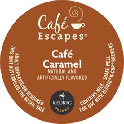 Café Caramel From Café Escapes