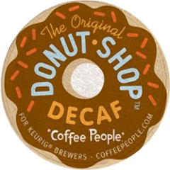 Donut Shop Blend Decaf From Coffee People