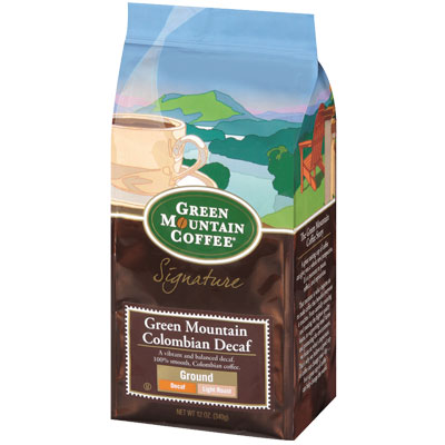 Colombian Decaf From Green Mountain