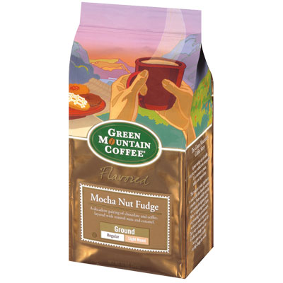 Mocha Nut Fudge From Green Mountain