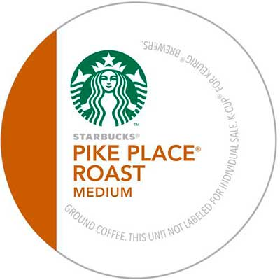 Pike Place Roast From Starbucks