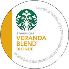 Veranda Blend From Starbucks