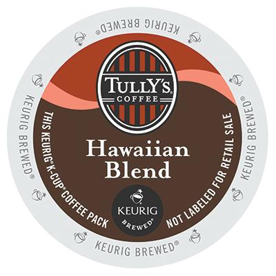 Hawaiian Blend Extra Bold From Tully's
