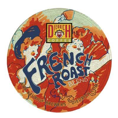 French Roast Blend From Diedrich