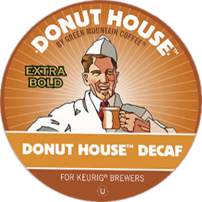 Donut House Decaf From Donut House™