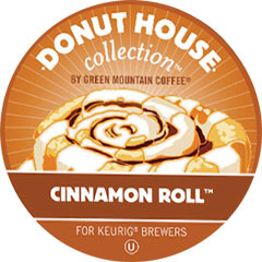 Cinnamon Roll Coffee From Donut House™
