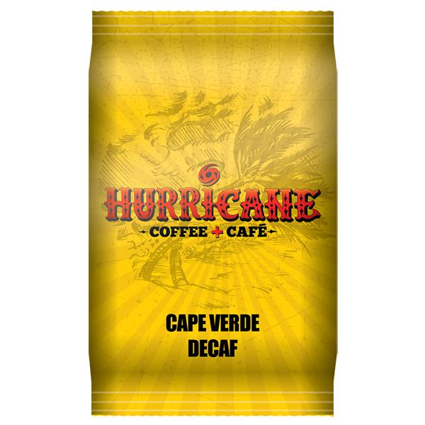 Cape Verde Decaf 2.2 Oz Ground, Drip Coffee From Hurricane