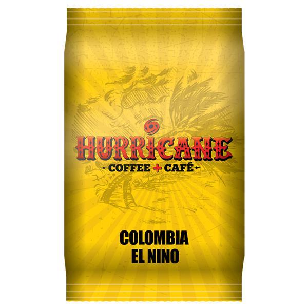 Colombia El Niño 2.2 Oz Ground, Drip Coffee From Hurricane