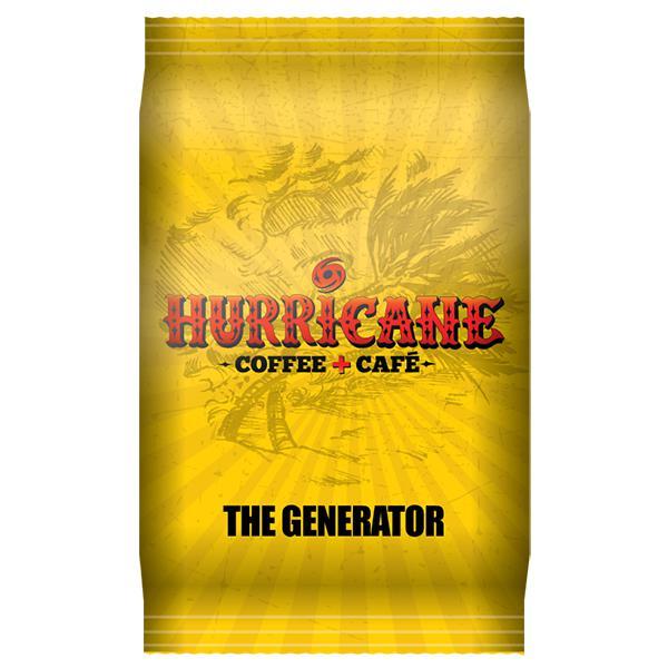 The Generator 2.2 Oz Ground, Drip Coffee From Hurricane