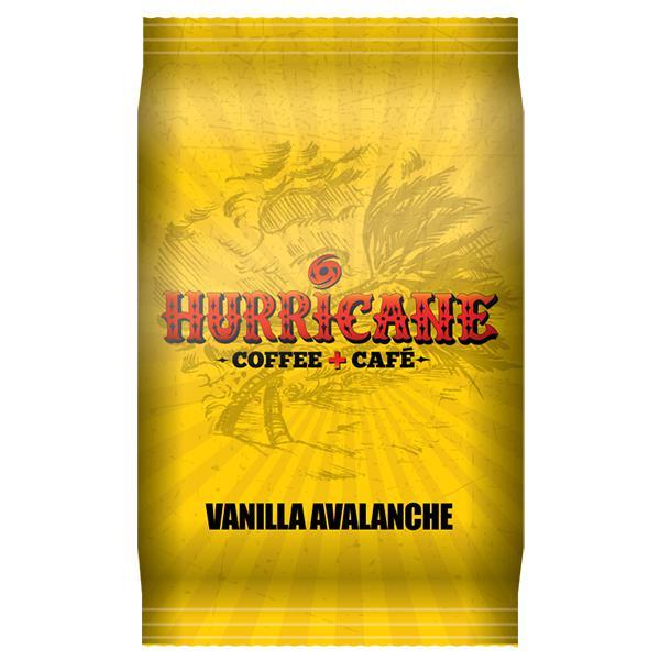 Vanilla Avalanche 2.2 Oz Ground, Drip Coffee From Hurricane