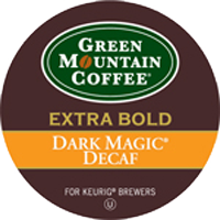 Dark Magic Decaf From Green Mountain