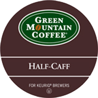 Half-Caff Blend From Green Mountain
