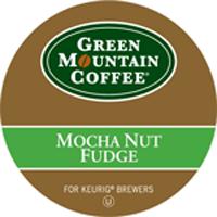 Mocha Nut Fudge From Green Mountain