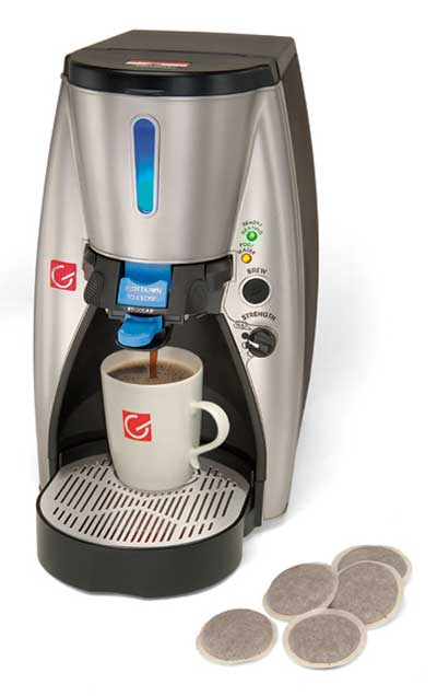 Single-Cup Pod Brewer (commercial) From Grindmaster