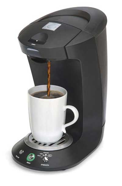 Single-Cup Pod Brewer (home) From Grindmaster