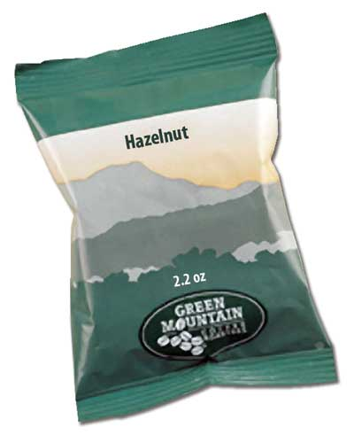 Hazelnut 2.2 Oz Ground, Drip Coffee From Green Mountain