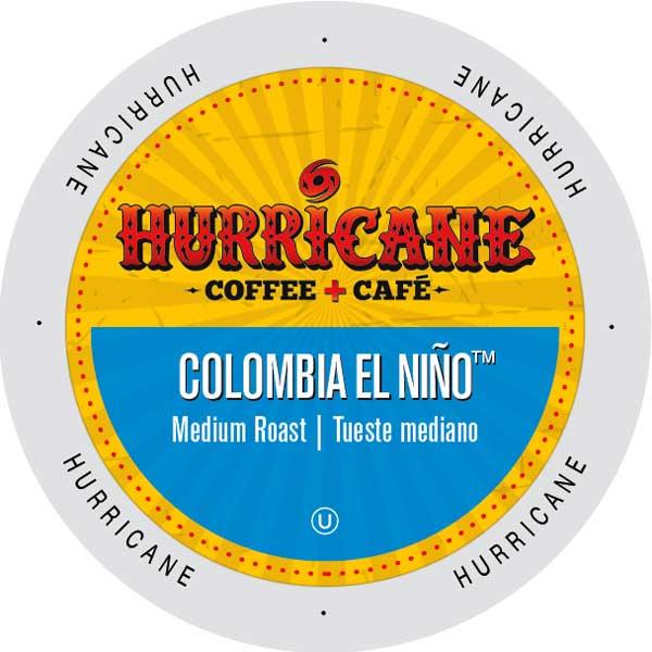 Colombia El Niño From Hurricane Coffee