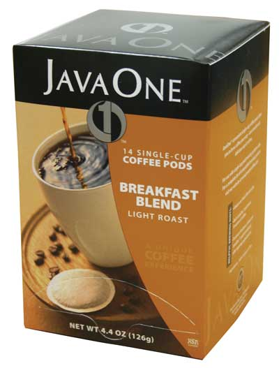 Breakfast Blend From Java One