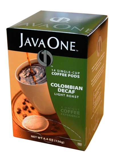Colombian Decaf From Java One