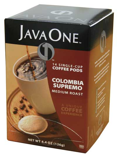 Colombia Supremo From Java One