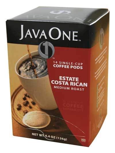 Estate Costa Rican From Java One